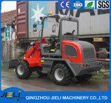Jieliの小さいトラクターのための小さい連結されたローダーのフロント・エンドローダー