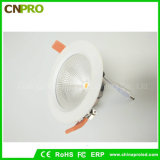 Projekt vertiefter PFEILER 15W 20W 30W LED beleuchten unten