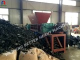 Pálete de madeira/fabricante plástico do Shredder da pálete