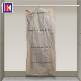 OEM Clear Polythene Follows Dress Garment Bag for Clothes Cover