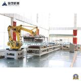 Робот для фабрики кирпича/рука робота для штабелировать кирпичи/автоматическую штабелировать/кирпича машину делать