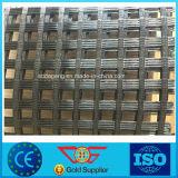 Rinforzo rivestito Geogrid ASTM D 5261 del bitume autoadesivo della fibra di vetro