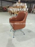 車輪(FOH-T847)のない最も売れ行きの良いロビーの待っている椅子