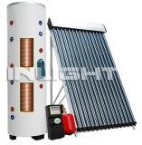 Split pression chauffe-eau solaire bobine double