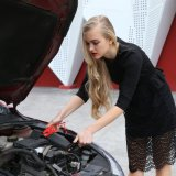Аксессуар для автомобильного стартера Портативный блок питания с защитой от короткого замыкания