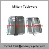 La police Tin-Military Canteen-Army Mess Cutlery-Army Kits Tableware-Military Mess