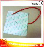 Coussin de chauffage en caoutchouc de silicone pour livraison de pizza Emballage Chauffage au silicone
