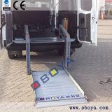 Подъемы кресло-коляскы автоматического вспомогательного оборудования, ISO/Ts 16949