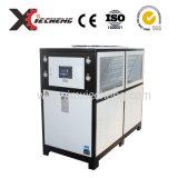 Refrigeratore ricircolante industriale di SANYO del refrigeratore industriale di SANYO del refrigeratore raffreddato aria dello stampaggio ad iniezione del compressore di SANYO