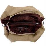 供給のキャンバスのバッグレディーのハンドバッグの純粋なキャンバス袋(GB#2279)