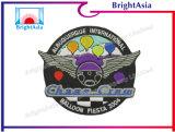의류 훈장 (BYH-10151)를 위한 형식 색깔 자수 패치