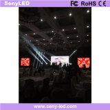 P3.91mm 단계 단말 표시 임대 LED 스크린