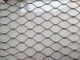 Rede de fio de aço inoxidável