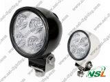 """12W 5 """"LED lumière de travail ronde pour véhicule routier, Atvs, camions, bus Fog Light"""