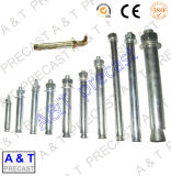 Soquete de levantamento da fixação da escora/linha do concreto pré-fabricado/soquete/escora de levantamento