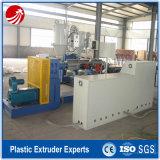 Chaîne de production de tissu-renforcé d'extrusion de tube de pipe de PVC