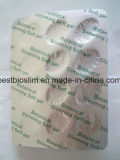 Pastillas de color verde oscuro original Mzt Botanical Slimming Softgel Perdida