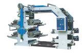 Máquina de impressão flexográfica Yb-4600 para filme plástico