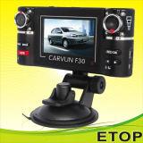 F30はビデオ・カメラカメラ車の二倍になる