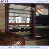 5mm Nashiji de cristal de vidrio de vidrio con motivos para la ventana