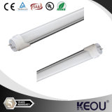 최신 Sales Rotative Caps 9W 2ft T8 LED Tube