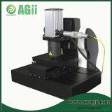 Machine automatique de coupeur de laser de fibre de la Chine pour l'acier inoxidable en métal de carbone