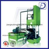油圧おがくずの煉炭の出版物機械