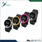 De intelligente Verhouding FCC van Ce RoHS van de Armband van de Sport van het Ontwerp van Roundel van de Armband Norm van het Hart