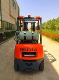 O Ce \ ISO9001 aprovou 2 o Forklift da tonelada Gasoline/LPG com motor China de Nissan