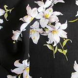 Напечатано района Challis ткань для девочек платье ткань