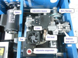 Машина цены Yupack дешевая Semi автоматическая связывая (KZB-1)