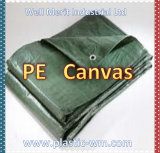 Feuille de plastique de tissu de PE de tente de PE de toile de PE