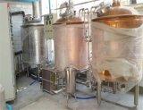 Equipamento vermelho da cervejaria do cobre 1000L