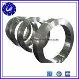 OEMの鋼鉄鍛造材のリングの継ぎ目が無い転送されたリング