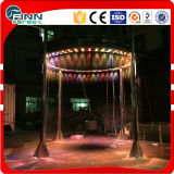 LED Digital Graphic Water Fountain 옥외 Indoor