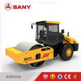 Sany SSR200-3 ролик дороги машины Compactor дороги барабанчика 20 тонн одиночный для сбывания