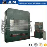 Machine chaude de presse de contre-plaqué/machine de presse laminage de mélamine
