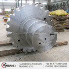 鍛造材ASTM A29 SAE1045 (等級4340V)のピニオンギヤ