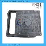 600X600mm het Vierkante Plastiek van de Dekking van het Mangat FRP