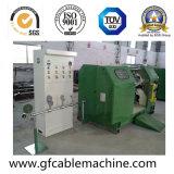 Travamento automático do tipo emolduradas máquina de torção do fio de núcleo único equipamento de Encalhe