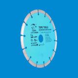 La hoja de sierra de diamante de cerámica profesional
