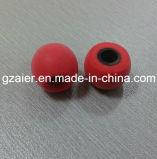 de Uiteinden van het Oor van het Gebruik van Bluetooth van het in-oor/Earbuds met het Materiaal van het Schuim van het Geheugen van de Veiligheid