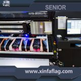 Boîte de lumière LED à défilement à double face multi-image