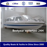 Bestyear Watertaxi 24hのボート
