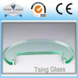 Vidrio endurecido Tempered azulverde de bronce negro con la certificación de Ce/ISO
