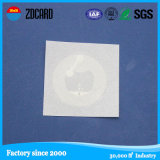 Etiqueta programable plástica de la frecuencia ultraelevada RFID de la escritura de la etiqueta del precio barato