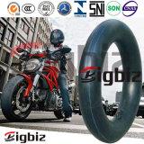 La garantía de calidad interior del tubo de caucho butilo moto