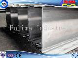 가벼운 산업 빌딩을%s 강철에 의하여 용접되는 H 란 또는 광속