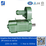 Motor elétrico novo da escova do ventilador da C.C. de Hengli Z4-225-21