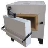 forno a muffola industriale del laboratorio 1000c/1200c, forno a resistenza a forma di scatola